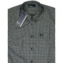 Fred Perry Button Down Langarmhemd M3524 102 Three Colour...