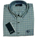 Fred Perry Herren Button Down Langarmhemd M7293 100...