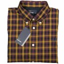 Fred Perry Herren Button Down Langarmhemd M8290 608...