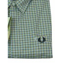 Fred Perry Button-Down Kurzarmhemd M6715 886 Bradley...